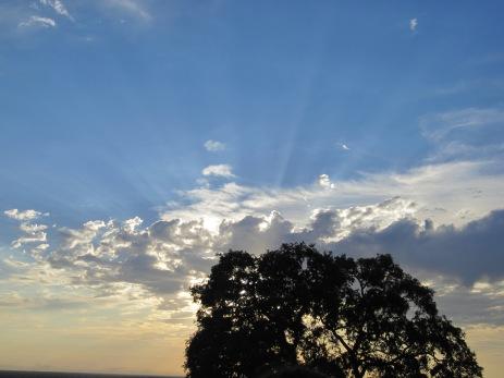 I <3 summer sunsets.