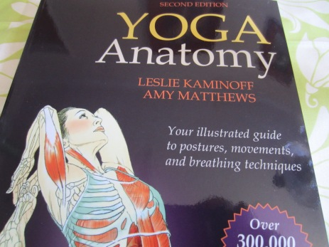 Very excited for my new book and expanding awareness of yoga.